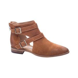 Chinese Laundry Dandie Buckled Ankle Booties Sz 5